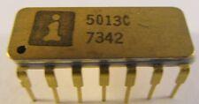 IH5013CJD INTERSIL Virtual Ground Analog Switch keramik Gehäuse   (A13/3420)