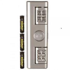 Heitech LED Lichtleiste mit Bewegungsmelder Nachtlicht Treppenlicht Batterien