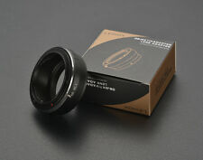 LEINOX AR-NEX Adapter for Konica AR mount Lens to Sony E-mount A7A7II A7R A7M2