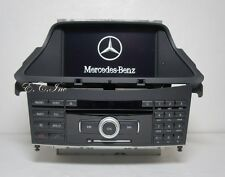 2011 2012 GENUINE Mercedes W218 CLS550 CLS63 AMG HDD Navigation Comand 6 CD DVD