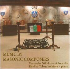 Music By Masonic Composers, New Music