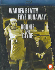 Bonnie and Clyde (with Warren Beatty & Faye Dunaway) (Blu-ray)