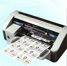 Name Card Cutter Semi-Automatic Business Desktop New R