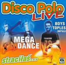 Disco Polo Live - Stracilas...  (CD)   NEW  POLISH