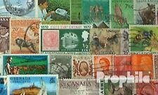 150 versch. Briefmarken Großbritannien Brit. Kolon. u.