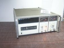 AGILENT HP 8660A SYNTHESIZED SIGNAL GENERATOR + 86634A + 86601A *st D641
