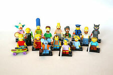 LEGO COLLECTIBLE MINIFIGURE CMS SIMPSONS SERIES 1 COMPLETE SET SEALED BRAND NEW