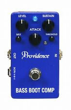 Providence BTC-1 Bass Boot Comp Compressor Guitar Effect FX Pedal - Brand New!