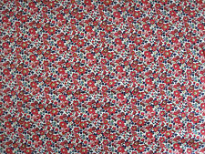"LIBERTY OF LONDON  TANA LAWN FABRIC DESIGN ""Betsy Ann "" 2 METRES  (200 CM)"