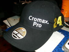 New With Tags 24 Jeff Gordon Cromax Pro 2013 Pit Cap Adjustable Hat Sheetmetal