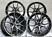 "18"" CRUIZE GTO BP ALLOY WHEELS FIT HYUNDAI I30 IX35 IX55 IX20 I40"