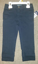 Ralph Lauren. Boys 3T Navy Straight-Fit Cotton Pants NWT Sold for $45
