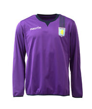 Aston Villa  Sweatshirt Warm Stylish Macron new SIZE XL