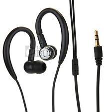 3.5mm SMZ E2 In-Ear Earphone Headphone Headset Earbud for MP3 MP4 Sports Black