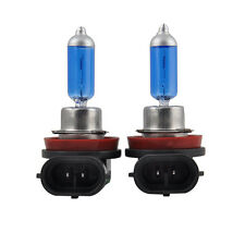2PCS H11 12V 100W Super Bright Ultra White Fog Halogen Bulb Car HeadLight Lamp