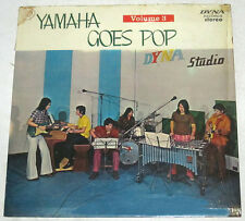 Philippines AMORMIO CILLAN JR. Yamaha Goes Pop Volume 3 OPM LP Record