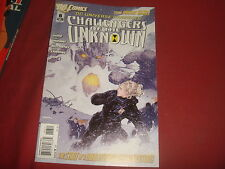 DC UNIVERSE PRESENTS: CHALLENGERS OF THE UNKNOWN #7 New 52  DC Comics 2012 NM
