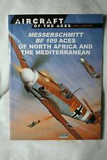 Bf 109 Aces of MTO & Africa Osprey Publishing Aircraft of Aces Vol. 16 Very Good