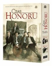 CZAS HONORU sezon 3  DVD( 4 disc)POLISH Shipping Worldwide