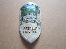 Shanklin Old Village Walking Stick Mount
