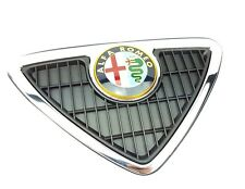 Alfa Romeo 145 & 146 Front Bonnet Radiator Grille & Badge New & Genuine 60596856