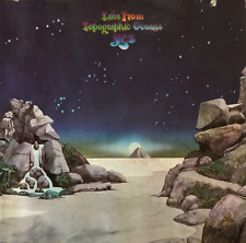 YES - Tales From Topographic Oceans (LP) (G/G)