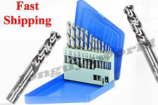 Bolt Stud Screw Extractor Remover Left Handed Drill Bit Set