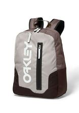 Oakley B1B Backpack Back Pack Book Bag Bookbag Dark Sienna Brown