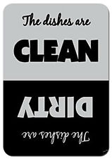 The Dishes are Clean / Dirty Photo Fridge Magnet