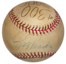 JEFF REARDON SIGNED GAME USED 300th SAVE UMPIRE DURWOOD MERRILL's PERSONAL BALL