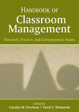 Handbook of Classroom Management: Research, Practice, and Contemporary-ExLibrary
