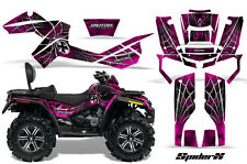 CAN-AM OUTLANDER MAX 500 650 800R GRAPHICS KIT CREATORX DECALS STICKERS SXP