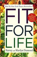 Fit for Life, Marilyn Diamond, Harvey Diamond, Acceptable Book