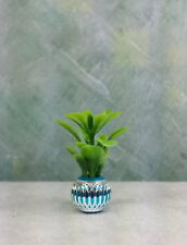 "Miniature Plant for 1:6 Scale Barbie Doll or 1:12 or 1"" Scale Dollhouse - PL22"