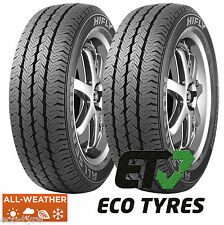 2X Tyres 205 65 R16C 107/105T 8PR House Brand All weather All season M+S winter