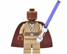 Mace Windu Star Wars Minifigure figure Jedi Movie Prequels