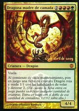 Dragona madre de camada FOIL / Dragon Broodmother | NM-| Prerelease Promos | ESP