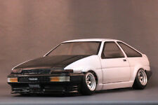 PANDORA 1/10 RC TOYOTA SPRINTER TRUENO AE86 194mm Clear Body Drift Hashiriya