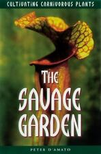 The Savage Garden: Cultivating Carnivorous Plants-ExLibrary