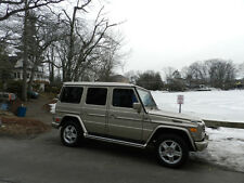 Mercedes-Benz : G-Class 5dr All Acti
