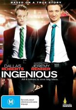 Ingenious (DVD, 2012)