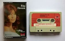 Cassette Rita Hovink - From Rita With Love Holland Polydor 1973 Paper Labels