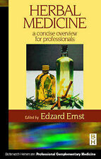 Herbal Medicine: A Concise Overview for Professionals, 3e