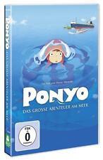 DVD Ponyo - Das große Abenteuer am Meer - Neuwertig