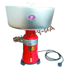 MILK CREAM ELECTRIC CENTRIFUGAL SEPARATOR 100L/h NEW #15 Metal/Metal 220V