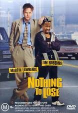 Nothing to Lose (Tim Robbins Martin Lawrence New DVD R4