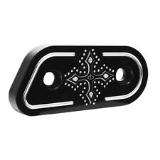 CNC Chain Inspection Cover For Harley Sportster 1200 883 Iron 48 Softail 2004-16