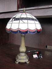 ATLANTA THRASHERS Tiffany Stained Glass Table Lamp NEW IN BOX NHL