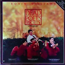 Dead Poets Society -  Laserdisc free shipping for 6