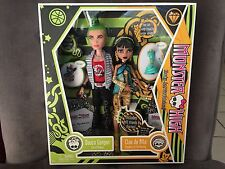 2009 Monster High 2 pack DEUCE GORGON & CLEO De NILE 1st Original Wave Edition